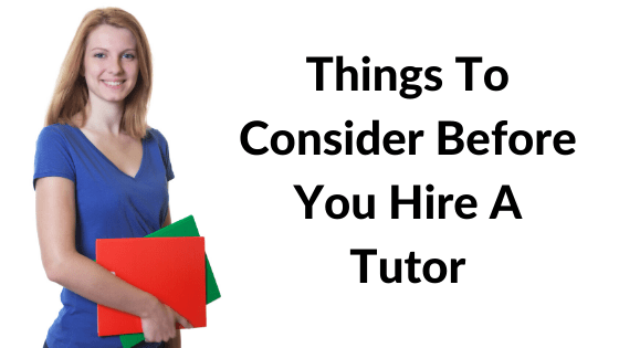 COMMON MISCONCEPTIONS ABOUT TUTORING